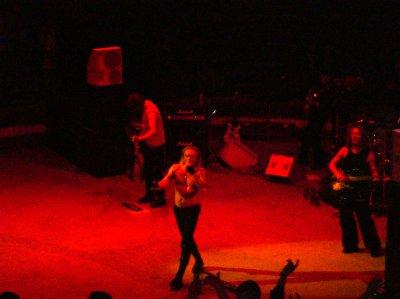 4 мая 2006 - Концерт - Хабаровск - Цирк