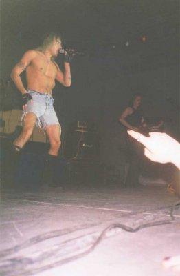 24 ноября 2003 - Концерт - Ростов-на-Дону - КСК «Экспресс»