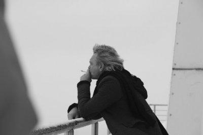"""26 февраля 2012 - Презентация видеоклипа «ад холода» с участием К.Кинчева в клубе """"16 тонн"""" (Москва) на концерте проекта ЛЁД 9"""