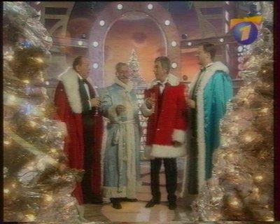 5 декабря 1999 - Алиса снимается на студии Мосфильма для новогодней программы, песня «Всё в наших руках»