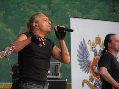 14 июля 2004 - Кронштадт - Якорная пл. у Морского собора - «Поколение-2050»