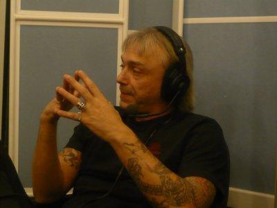 17 ноября 2008 - К.Кинчев в прямом эфире «Радио-7»