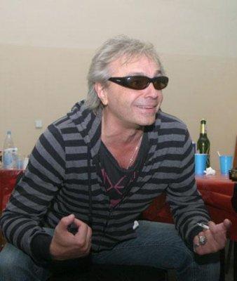 1 октября 2009 - Интервью с Кинчевым после концерта в Донецке