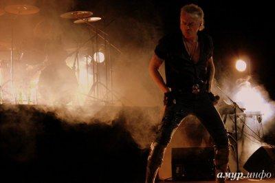 8 июня 2012 - Концерт - Благовещенск - ОКЦ - Презентация альбома «20.12»