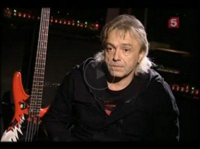 """20 ноября 2009 - В эфире 5-го канала в 3:40 повтор фильма """"История рока. Группа """"Doors"""". Предисловие Кинчева"""""""