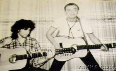 27 мая 1985 - Ленинград, на дне рождения Александра Башлачёва Кинчев знакомится с Юрием Наумовым
