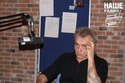 """15 ноября 2011 - К.Кинчев на """"Нашем Радио"""" в программе """"Вторая смена"""" отвечает на вопросы слушателей и ведущих"""