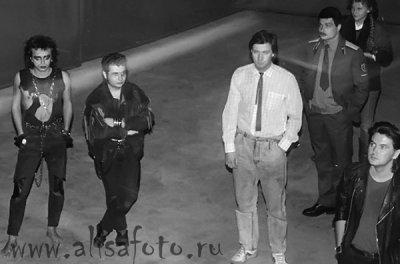 13 октября 1988 - Концерт - Ленинград - СКК им.Ленина (начало в 20:00)