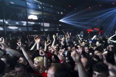 """30 декабря 2011 - Концерт - Москва - Клуб P!PL - """"Добро пожаловать в 2012!"""""""