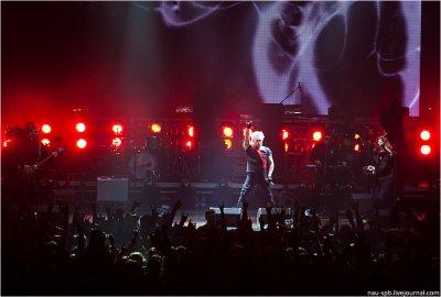 """10 февраля 2012 - Концерт - Санкт-Петербург - СК """"Юбилейный"""" - Чартова дюжина"""