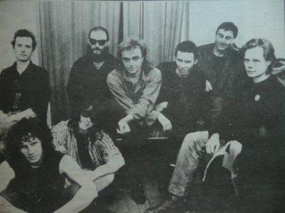 10 февраля 1992 - Концерт - Мурманск - ДКиТ им. С.М. Кирова- Шабаш на Севере