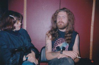 28 октября 1994 - Концерт - Санкт-Петербург - ДС «Юбилейный» - «10 лет чёрно-красного угара»