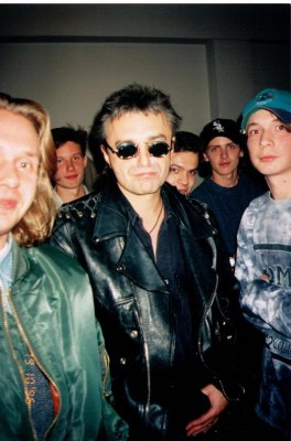 """19 октября 1996 - Концерт - Чайковский - ДК """"Текстильщик"""" - тур «Рок-н-ролл - это не работа»"""