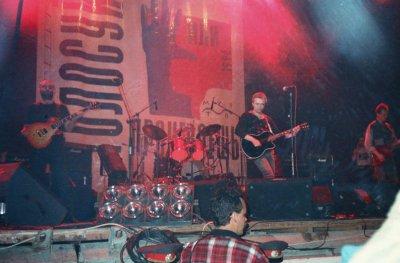 27 мая 1996 - Воронеж - ДС «Юбилейный» - «Голосуй или проиграешь»