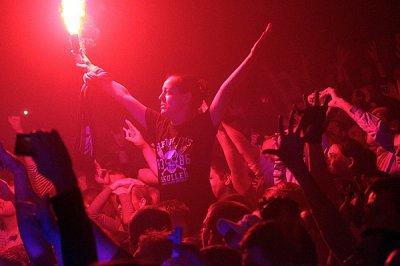 """20 октября 2012 - Концерт - Киев - ЦКМ НАУ- Презентация альбома """"Саботаж"""""""