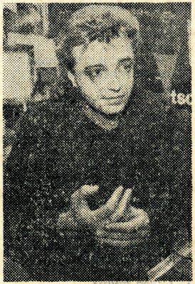 8 марта 1992 - Концерт - Великий Новгород - Областной Театр Драмы