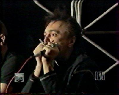 13 ноября 1994 - Пресс конференция перед концертом в Москве