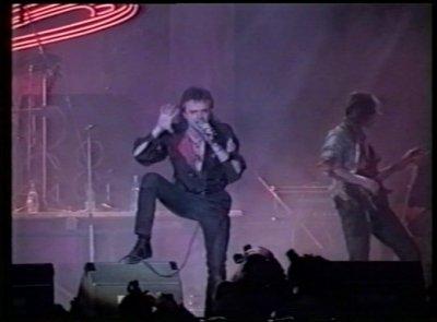 12 марта 1991 - Концерт - Ленинград - ДС «Юбилейный» - VIII РОК-фестиваль ЛРК
