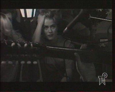 август 1993 - Санкт-Петербург - ТВ-программа «Чистый звук» (съёмки)