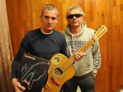 5 ноября 2012 - К.Кинчев посетил Музей социалистического быта в городе Казань