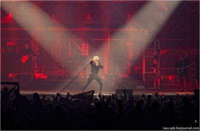 "1 декабря 2012 - Концерт - Санкт-Петербург - ДС ""Юбилейный"" - Презентация альбома ""Саботаж"""
