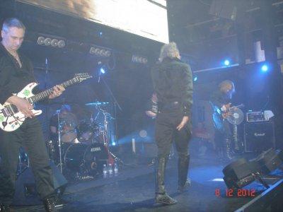 """8 декабря 2012 - Концерт - Нижний Новгород - КЗ Premio - Презентация альбома """"Саботаж"""""""