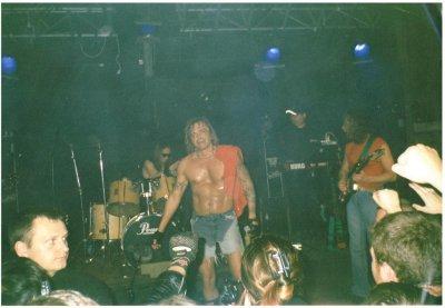 31 января 2004 - Концерт - Тель-Авив - Клуб «Новый Барби» (Израиль)