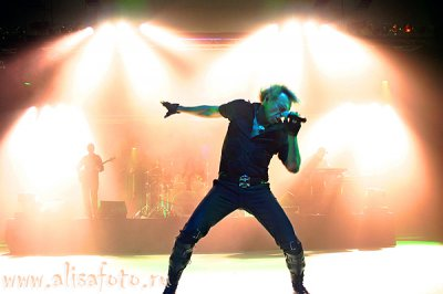 5 октября 2008 - Концерт - Минск - Дворец Спорта - «25 - в Алисе, 35 - в рок-н-ролле, 50 - на земле»