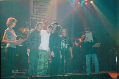 24 декабря 1999 - Концерт - Москва - ДК им.Горбунова - гала-концерт «Наши в городе»