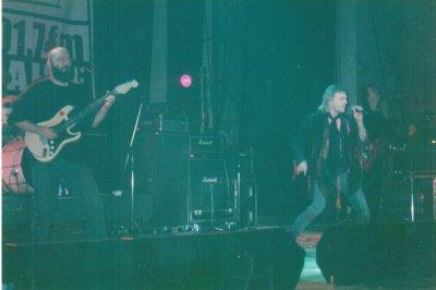26 ноября 1999 - Концерт - Москва - ДК им.Горбунова