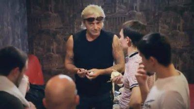 """28 сентября 2012 - К.Кинчев на концерте группы """"25/17"""" - """"10 лет на волне"""""""