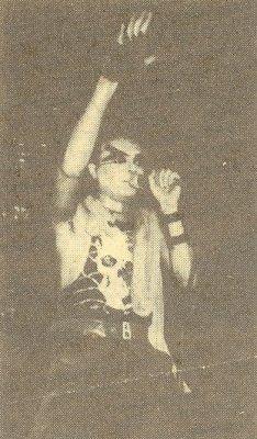 6 октября 1987 - Концерт - Владивосток - ДК Моряков - 2 концерта