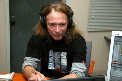 8 ноября 2006 - Игорь Романов в эфире Радио «Рокс» в программе «Русский Рок» (Ведущая - Женя Глюкк)