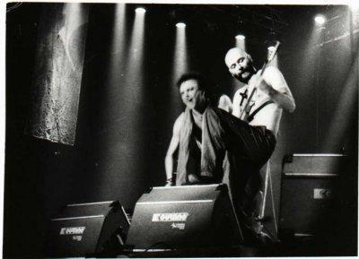 9 февраля 1993 - Концерт - Санкт-Петербург - ДС «Юбилейный»- «Для тех, кто свалился с Луны»