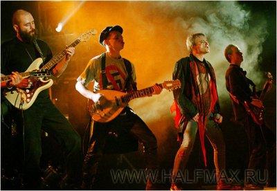 27 февраля 1999 - Последний концерт Задерия в составе Алисы