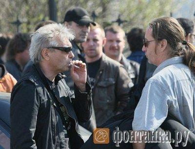 10 мая 2011 - Похороны Святослава Задерия