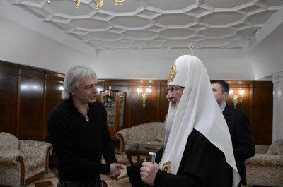 27 марта 2013 - К.Кинчев участвует в заседании Патриаршего совета по культуре