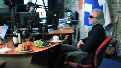 """28 марта 2013 - К.Кинчев на """"Нашем Радио"""" в программе """"Вторая смена"""" отвечает на вопросы слушателей и ведущих"""