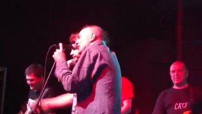 21 апреля 2013 - Игорь Романов, Евгений Лёвин и Андрей Вдовиченко принимают участие на концерте группы НЭП