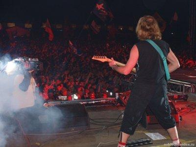 "11 июня 2012 - Концерт - Самара - фестиваль ""Рок над Волгой"""
