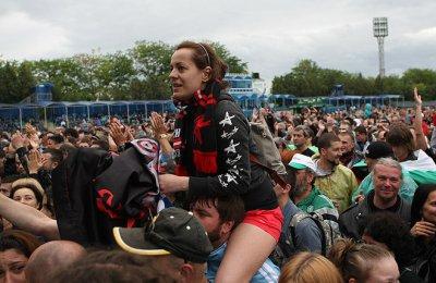 "2 июня 2013 - Концерт - Каварна (Болгария) - Стадион ""Калиакра"" - Фестиваль ""KAVARNA ROCK"""
