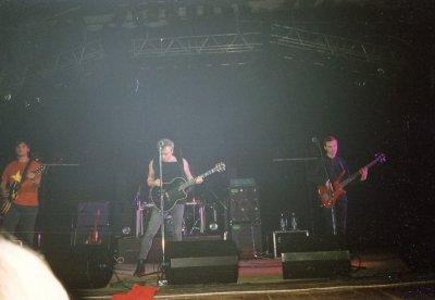 13 марта 1998 - Первый концерт Евгения Лёвина в составе Алисы