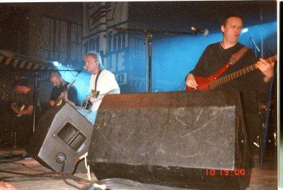 10 мая 2002 - Концерт - Москва - ДК МАИ - Медляки с нарезкой