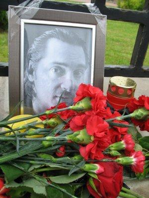 19 июля 2013 - Умер Михаил Горшок Горшенёв в возрасте 39 лет