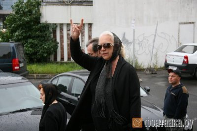 22 июля 2013 - Прощание с Михаилом Горшком Горшенёвым