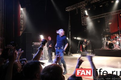 "30 сентября 2013 - Концерт - Ижевск - ДК Металлург - ""ХХХ"""
