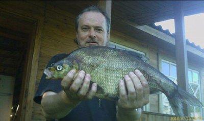 15 июля 2010 - П.Самойлов сходил на рыбалку
