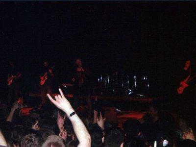 4 марта 2000 - Концерт - Нижний Новгород - Нагорный Дворец Спорта - «Солнцеворот»