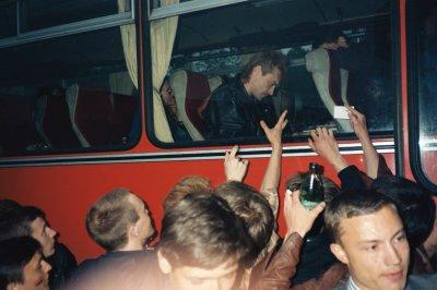 "5 июня 1994 - Концерт - Иркутск - ДС ""Труд"""
