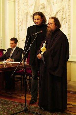 """14 апреля 2006 - К.Кинчев получил премию """"Солдат империи"""" в номинации """"Искусство"""" за 2005 год (вручена М.Рябову)"""